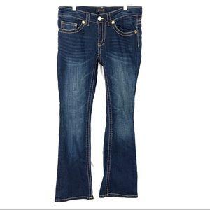 Seven jeans size 8 boot cut Denim New